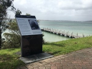 Charles Darwin Interpretive Signage